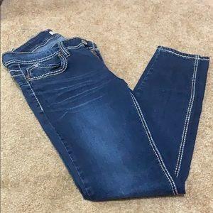 YMI Dark Blue Jeans